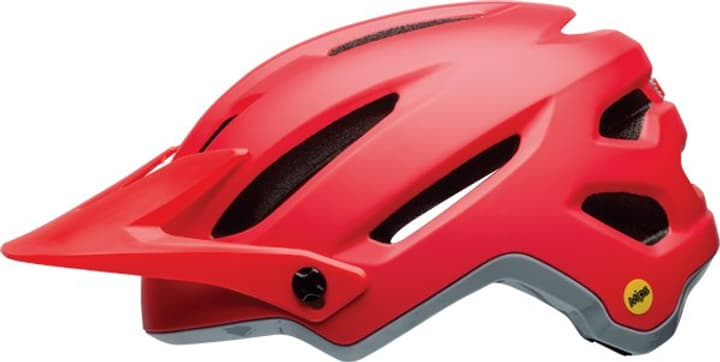 4forty Casque de velo Bell 465009952030 Couleur rouge Taille 52-56 Photo no. 1