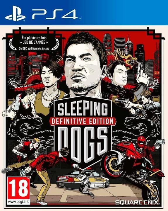 PS4 - Sleeping Dogs Definitive Edition Box 785300121706 N. figura 1