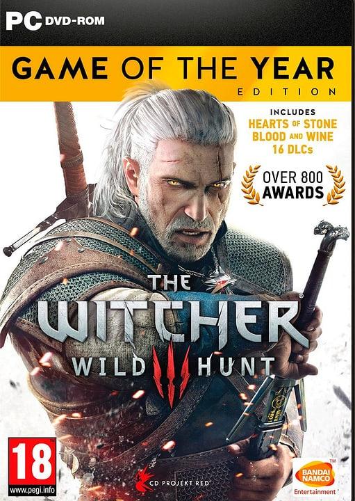 PC - The Witcher 3: Wild Hunt GOTY 785300121219