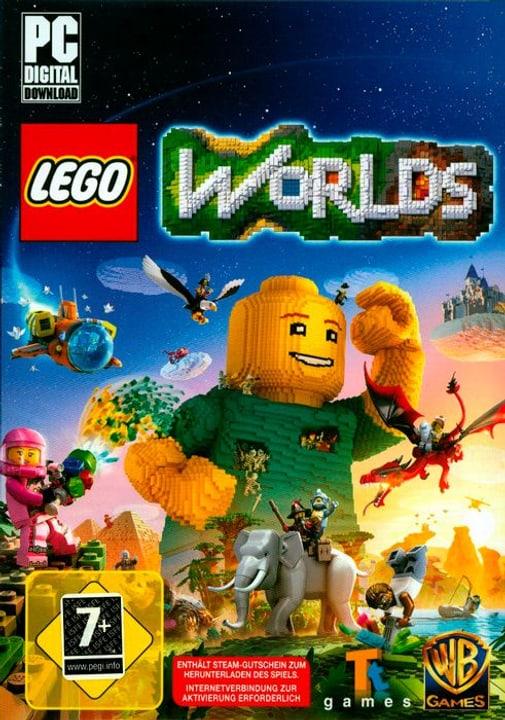 PC - LEGO Worlds Box 785300121632 Bild Nr. 1