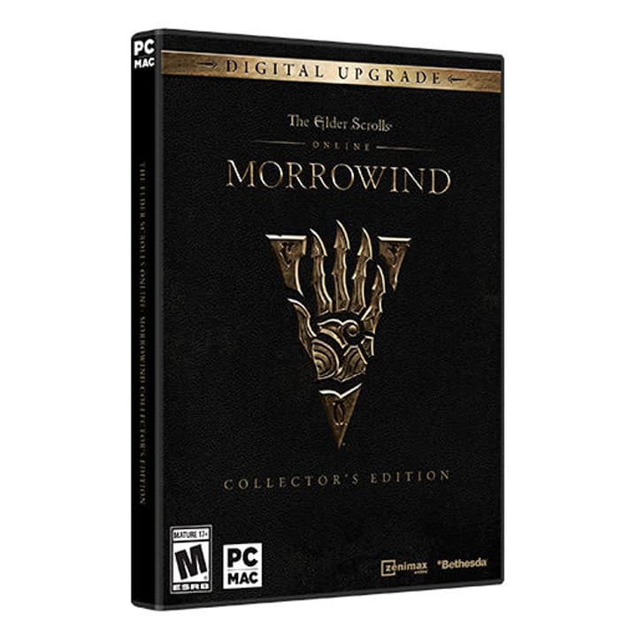 PC - The Elder Scrolls Online: Morrowind Digital Collector's Edition Upgrade Digital (ESD) 785300133801 Bild Nr. 1