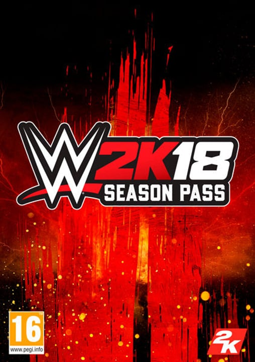 PC - WWE 2K18 Download (ESD) 785300133898 Bild Nr. 1