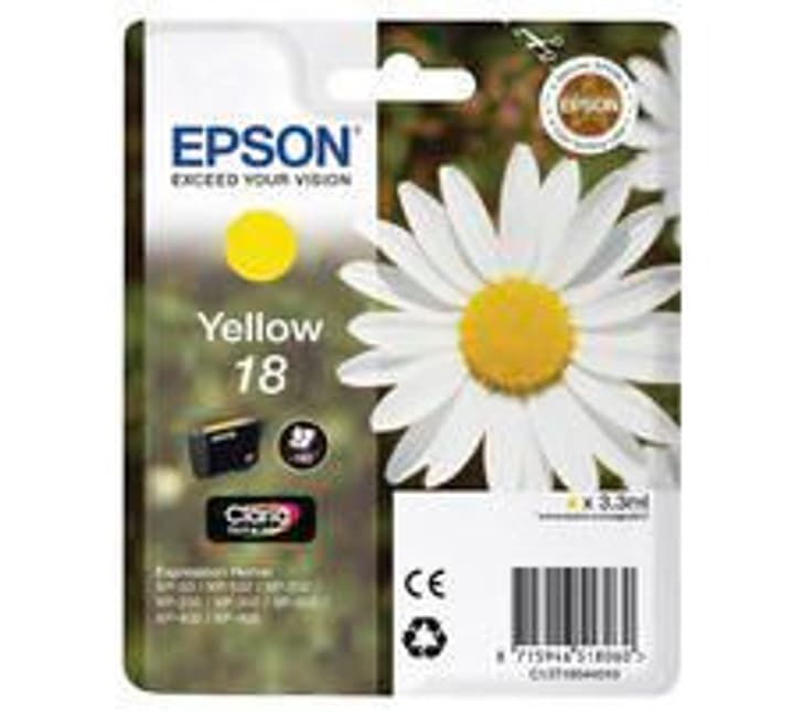 T180440 cartouche d'encre yellow Epson 796082400000 Photo no. 1