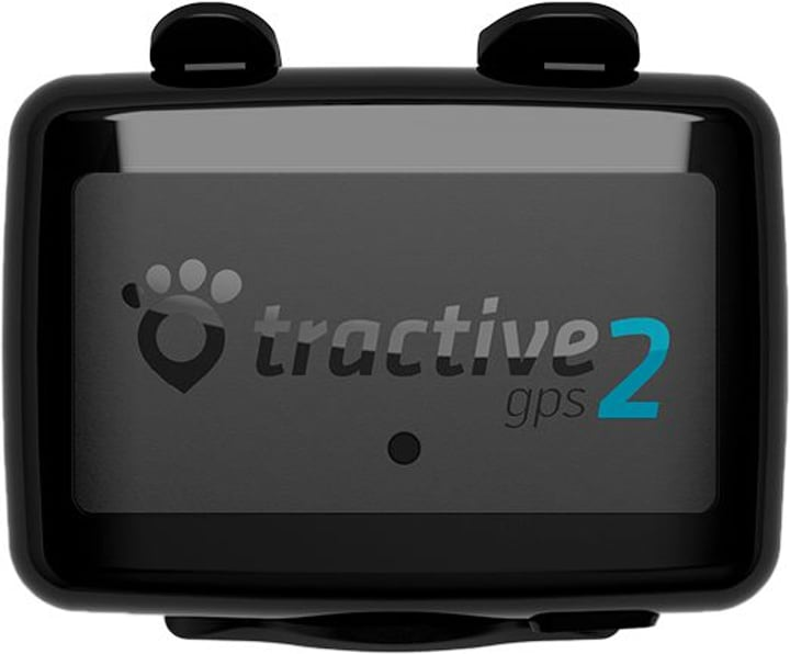 GPS 2 Pet Tracker - black Tractive 785300128508 Photo no. 1
