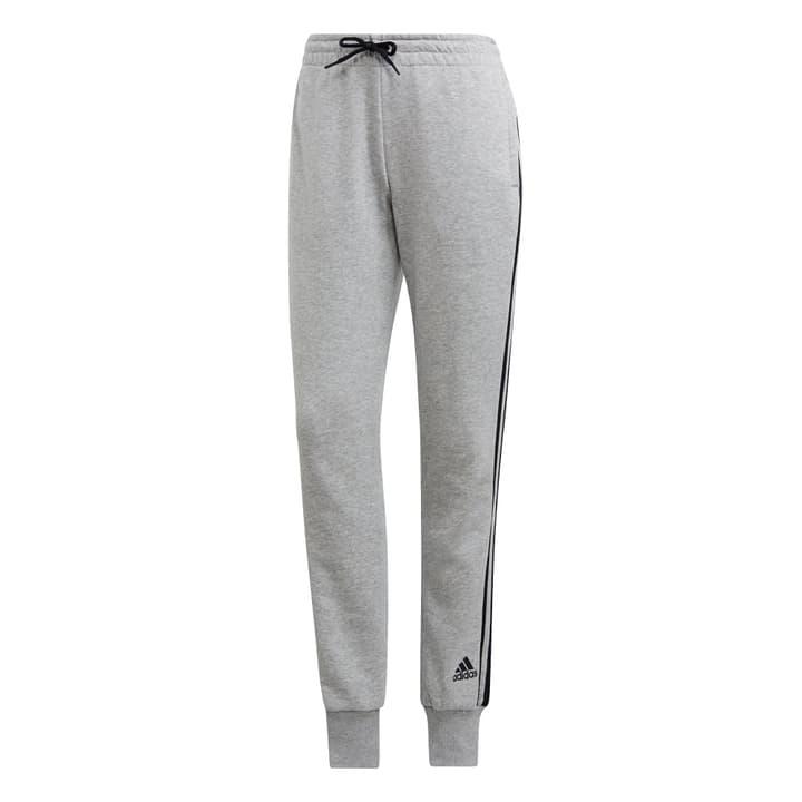 MUST HAVES 3-STRIPES FRENCH TERRY PANTS Pantalon pour femme Adidas 464223400380 Couleur gris Taille S Photo no. 1