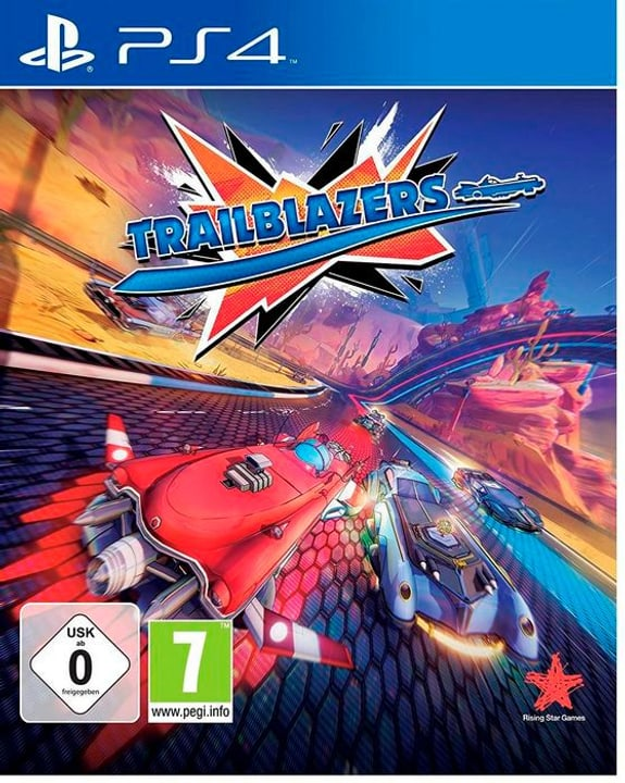 PS4 - Trailblazers (D) Box 785300137885 Photo no. 1