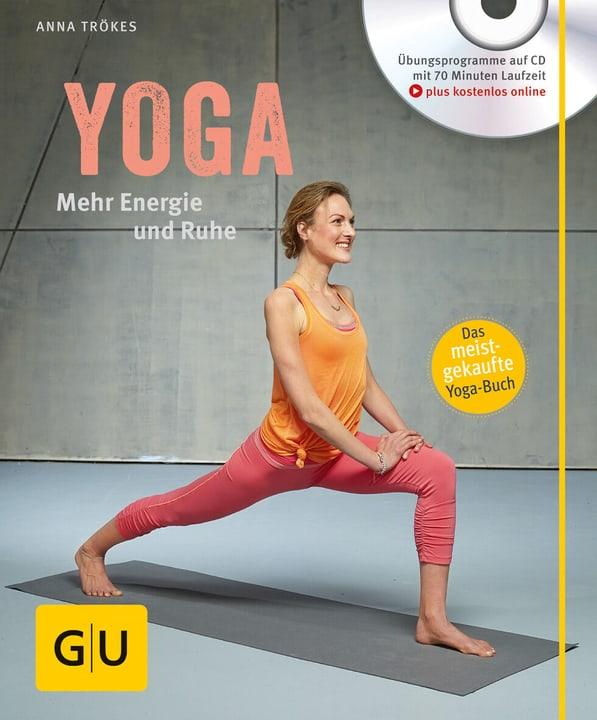 Yoga. Mehr Energie und Ruhe (mit CD) Sachbuch 782490000000 Photo no. 1