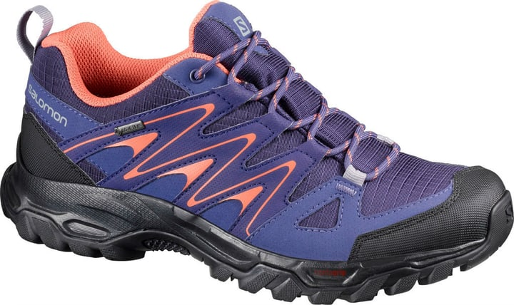 Granitik 2 GTX Chaussures polyvalentes pour femme Salomon 460865836045 Couleur violet Taille 36 Photo no. 1
