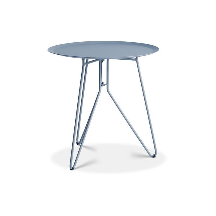 EMMA Tavolino accostabile Ø 40 cm 362088000000 Dimensioni A: 40.0 cm Colore Blu N. figura 1