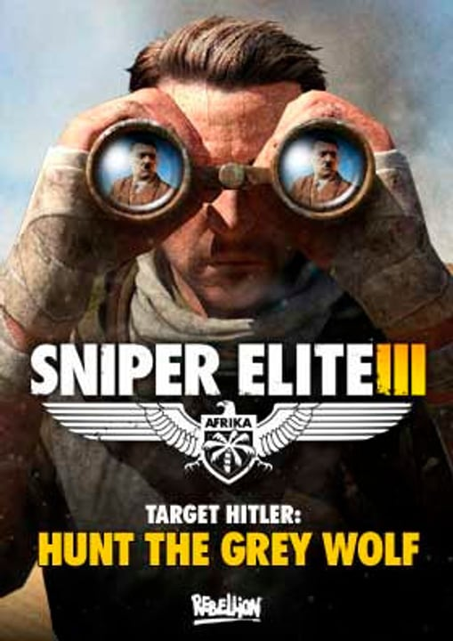 PC - Sniper Elite III, Target Hitler: Hunt the Grey Wolf Download (ESD) 785300133712 Photo no. 1
