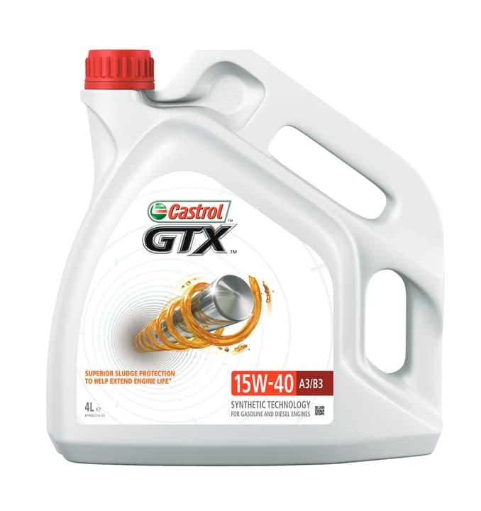 GTX A3/B3 15W-404L Castrol 620267400000 Photo no. 1