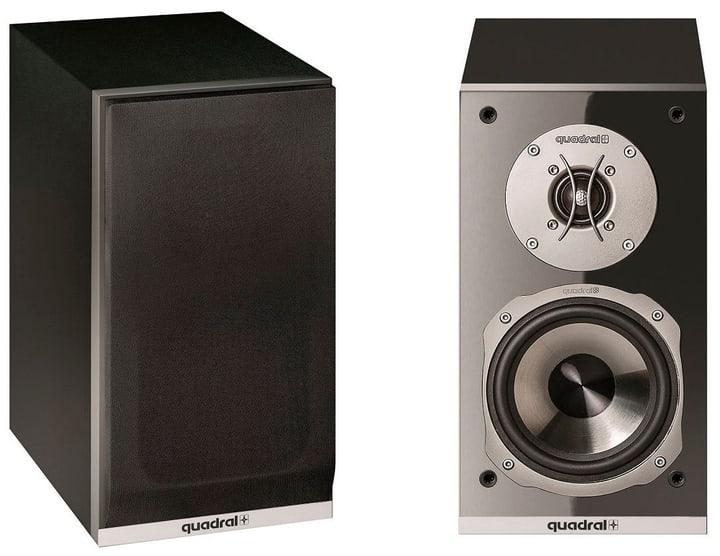 Argentum 520 (1 Paar) - Schwarz Lautsprecher Quadral 785300122721 Bild Nr. 1