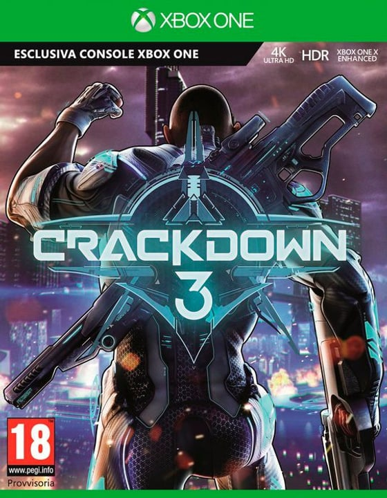 Xbox One - Crackdown 3 785300129349 N. figura 1