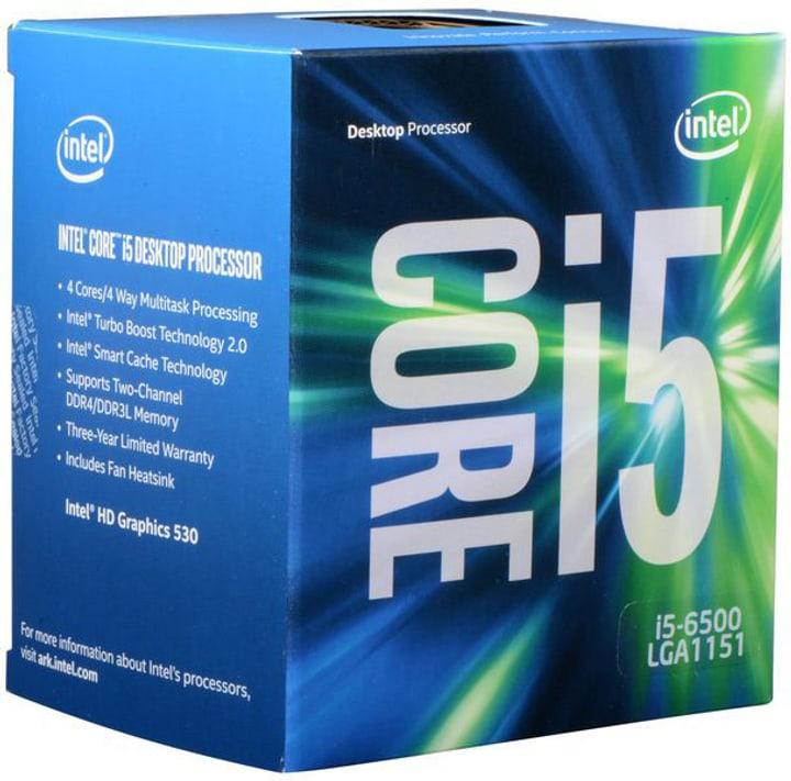 CPU Core i5-6500 3.2 GHz Prozessor Intel 785300143575 Bild Nr. 1