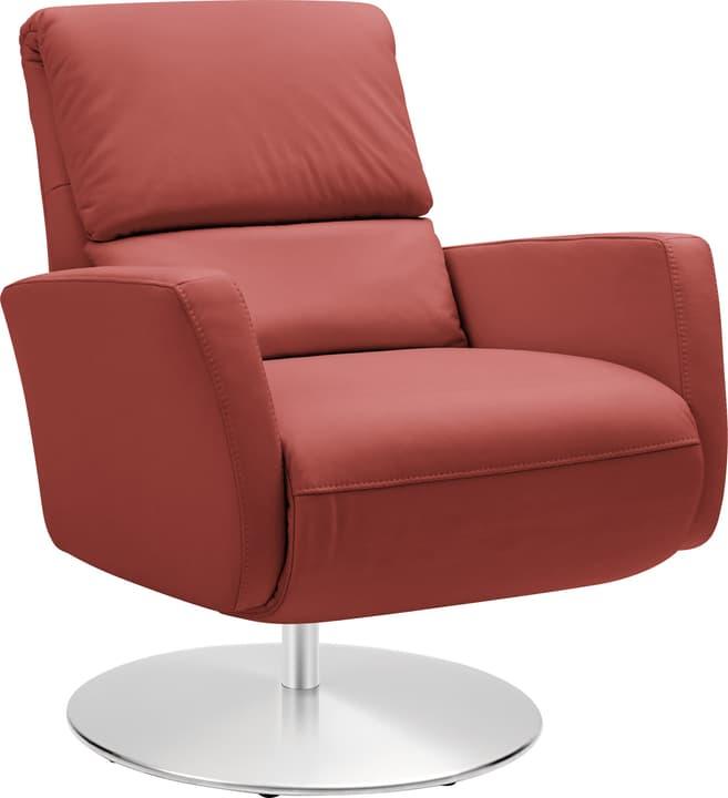ARTHUR Relaxsessel 402476307030 Grösse B: 74.0 cm x T: 95.0 cm x H: 84.0 cm Farbe Rot Bild Nr. 1