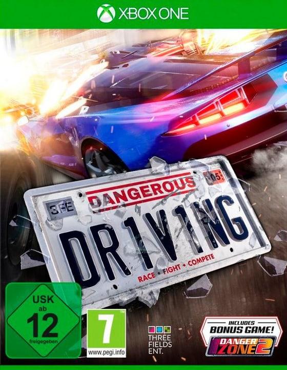 Xbox One - Dangerous Driving D Box 785300142894 N. figura 1