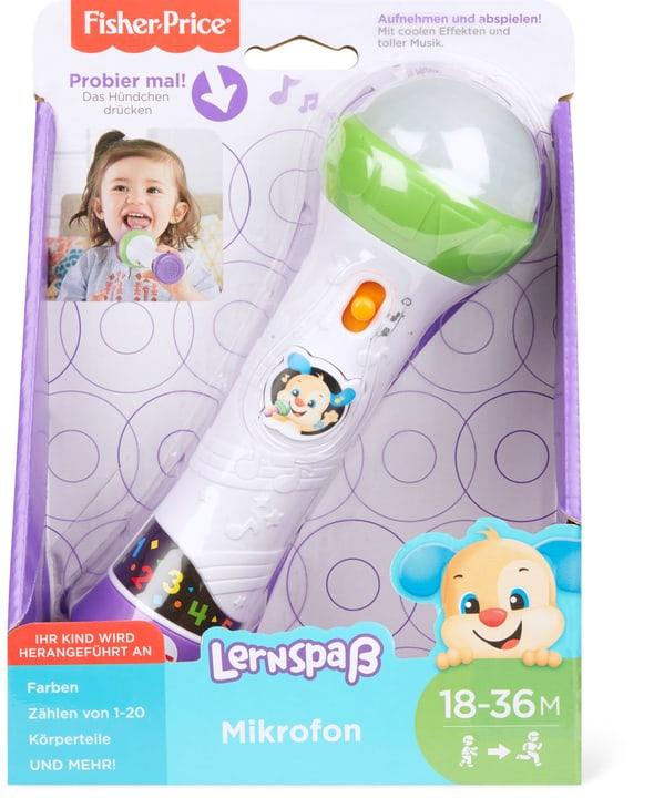 Lernspass Mikrofon (D) 746388590000 Langue Allmend Photo no. 1