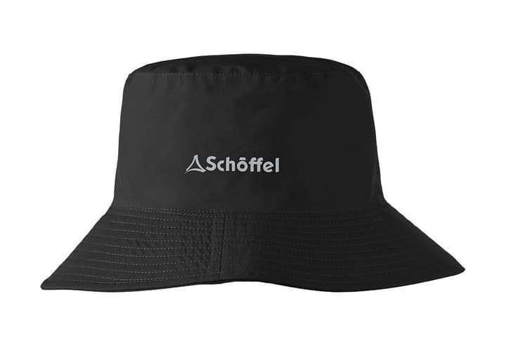 Rain Hat III Unisex-Hut Schöffel 462728500420 Couleur noir Taille M Photo no. 1