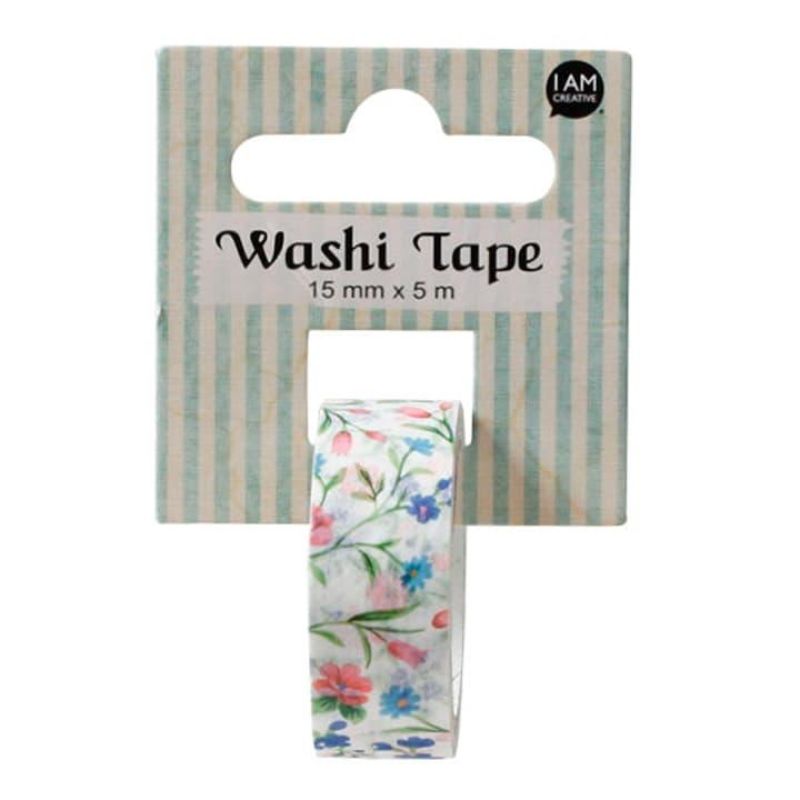 Washi Tape Printemps I AM CREATIVE 666124700000 N. figura 1