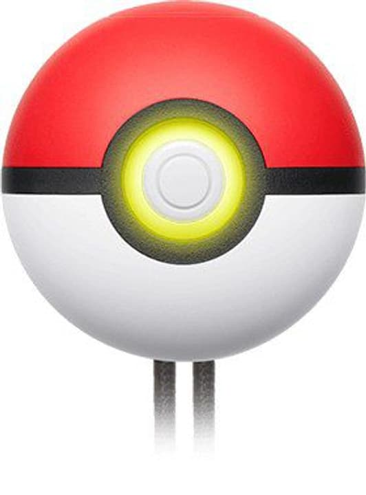 Pokéball Plus Nintendo 785300136810 Photo no. 1