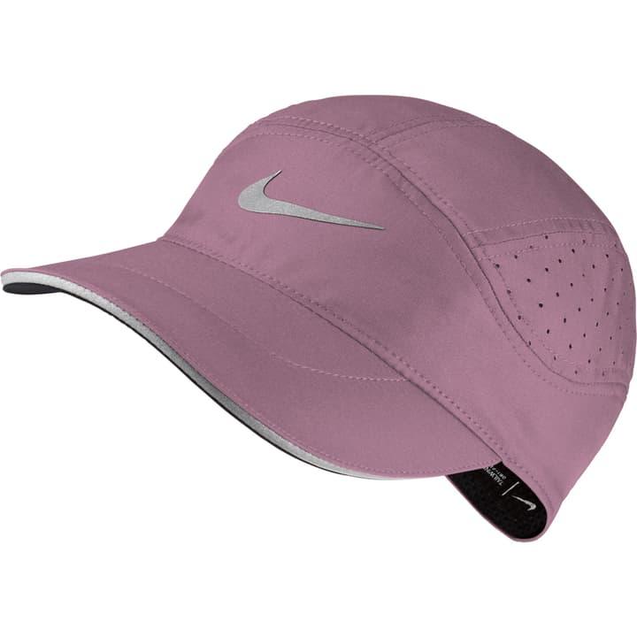 AeroBill Running Cap Damen-Cap Nike 463600499938 Farbe rosa Grösse onesize Bild-Nr. 1