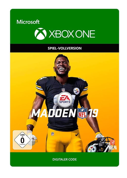 Xbox One - Madden NFL 19: Standard Edition Download (ESD) 785300139745 Photo no. 1
