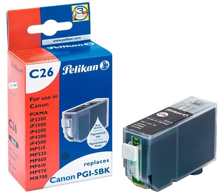 C56 PGI-550XL cartouche d'encre noir Pelikan 785300123289 Photo no. 1