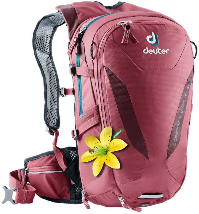 Compact EXP 10 SL Sac à dos pour femme Deuter 460262700030 Couleur rouge Taille Taille unique Photo no. 1