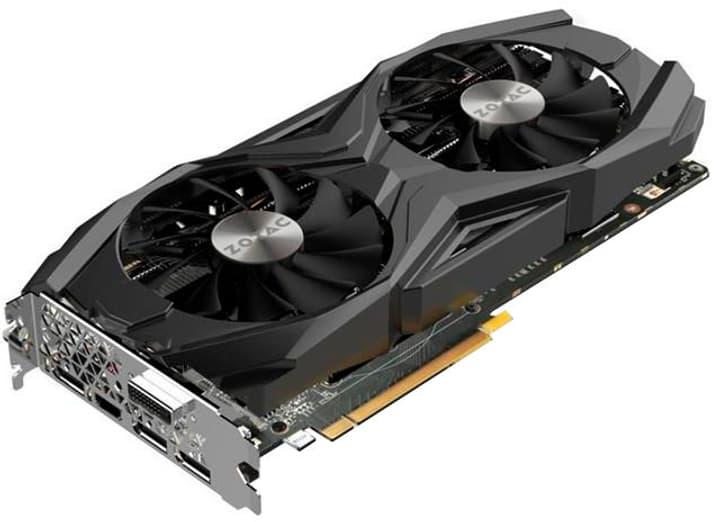 GeForce® GTX 1070 Ti AMP Edition Grafikkarte ZOTAC 785300137641 Bild Nr. 1