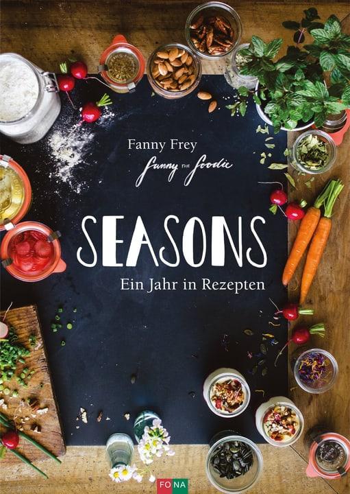 Seasons - ein Jahr in Rezepten Libro 393237900000 N. figura 1