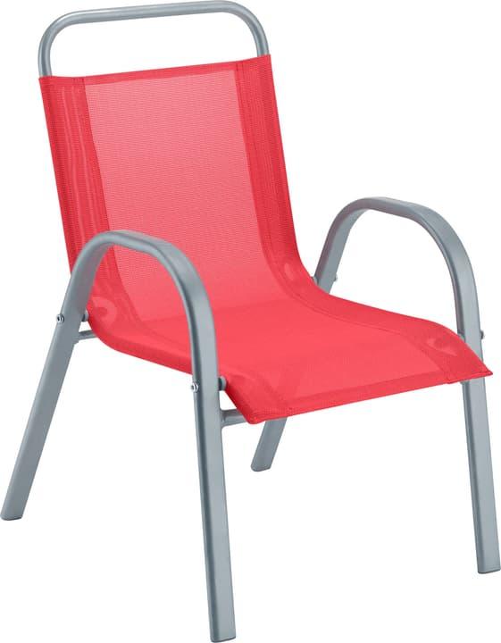 SEVILLA Sedia con braccioli 753136100030 Colore Rosso Taglio L: 37.0 cm x P: 45.0 cm x A: 58.0 cm N. figura 1