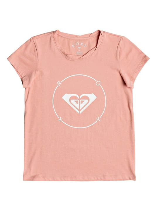 Mädchen-T-Shirt Roxy 464551817639 Farbe altrosa Grösse 176 Bild-Nr. 1
