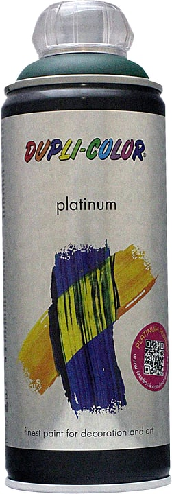 Vernice spray Platinum opaco Dupli-Color 660834200000 Colore Verde muschio Contenuto 400.0 ml N. figura 1