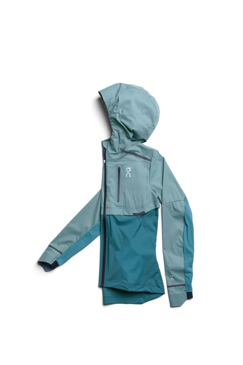 Weather-Jacket Damen-Jacke On 470170900365 Farbe petrol Grösse S Bild-Nr. 1