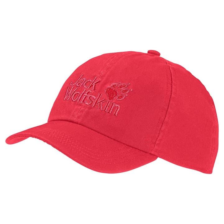 BASEBALL CAP Kinder-Cap Jack Wolfskin 462868153057 Farbe koralle Grösse 53 Bild-Nr. 1