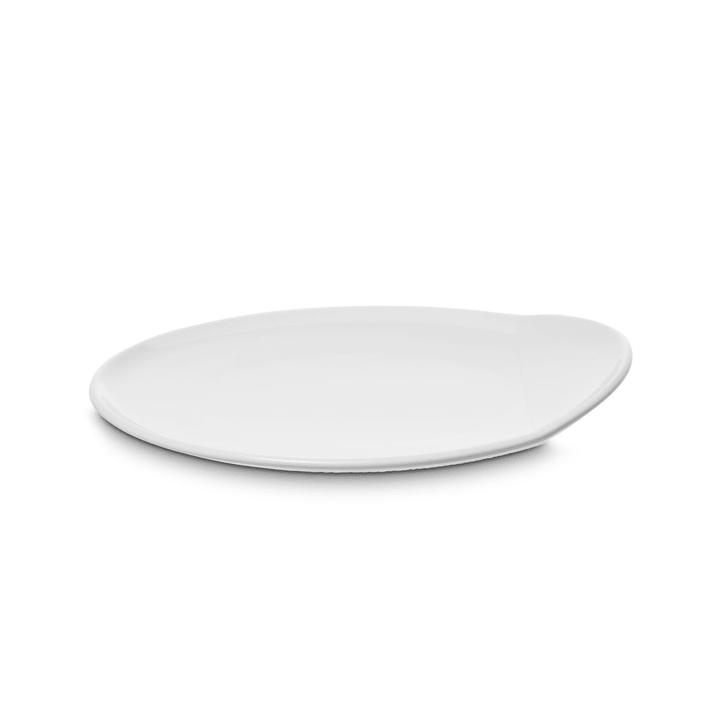 O Dessertteller KAHLA 393111400000 Grösse B: 22.5 cm x T: 22.5 cm x H: 2.7 cm Farbe Weiss Bild Nr. 1