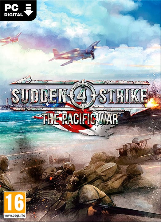 PC - Sudden Strike 4: The Pacific Way Download (ESD) 785300142586 N. figura 1