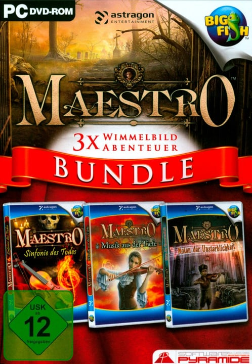 PC -  Maestro Bundle Box 785300121889 Bild Nr. 1