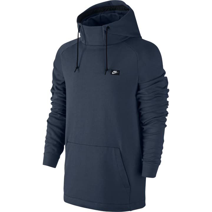 Sportswear Modern Hoodie Herren-Hoody Nike 462347000347 Farbe denim Grösse S Bild-Nr. 1