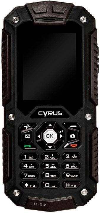 Outdoor Handy CM6 nero Cellulare Cyrus 785300133120 N. figura 1
