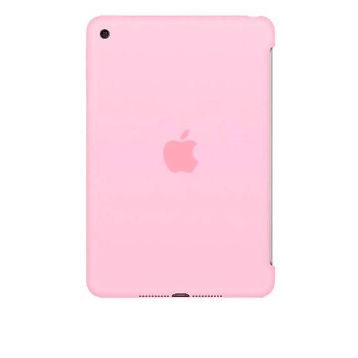 iPad mini 4 Coque en silicone Rose pâle Apple 785300125201 Photo no. 1