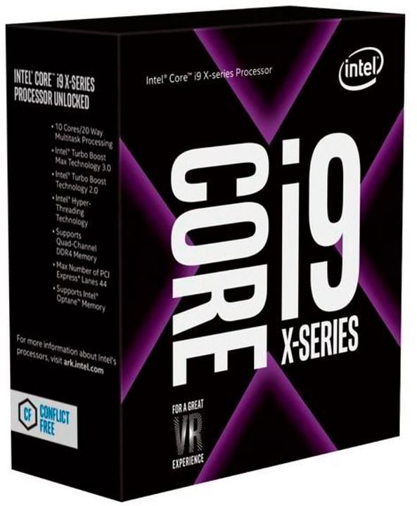 CPU Core i9-9940X 3.3 GHz Processore Intel 785300142786 N. figura 1