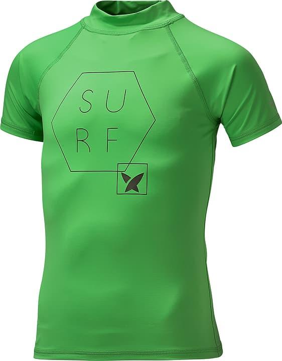 T-shirt de bain U.V.P. pour garçon Extend 464525915261 Couleur vert clair Taille 152 Photo no. 1
