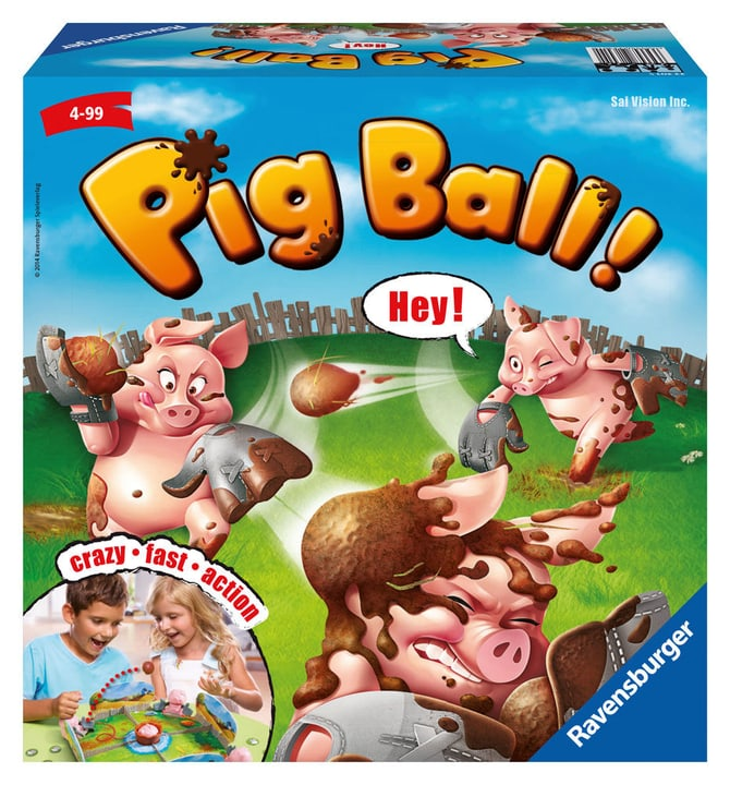 Pig Ball! 746961300000 N. figura 1