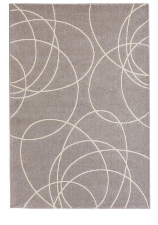 DANIELA Tapis 411975612080 Couleur gris Dimensions L: 120.0 cm x P: 170.0 cm Photo no. 1