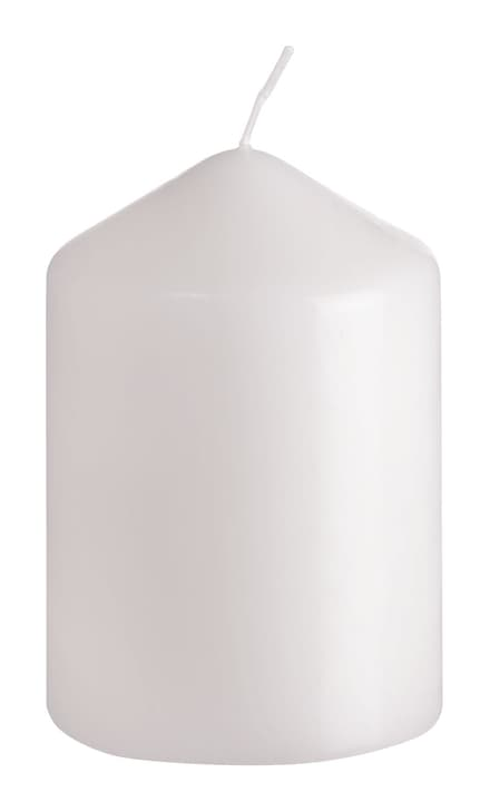 BAL Bougie cylindrique 440582400310 Couleur Blanc Dimensions L: 8.0 cm x P: 11.5 cm x H:  Photo no. 1