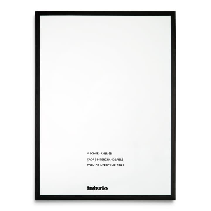 PANAMA Wechselrahmen 384002613904 Bildgrösse 70 x 100 Farbe Schwarz Bild Nr. 1