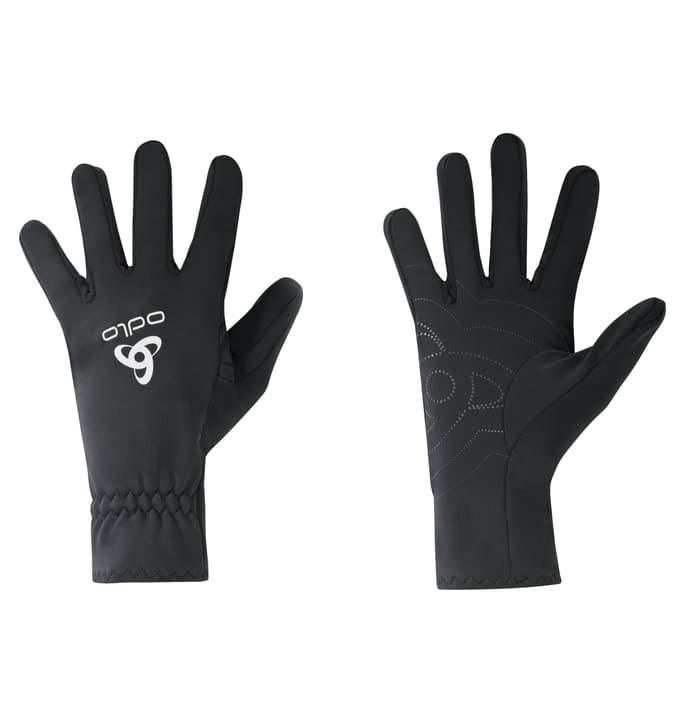 JOGGER 2.0 Gloves Guanti da corsa Odlo 470100900520 Colore nero Taglie L N. figura 1