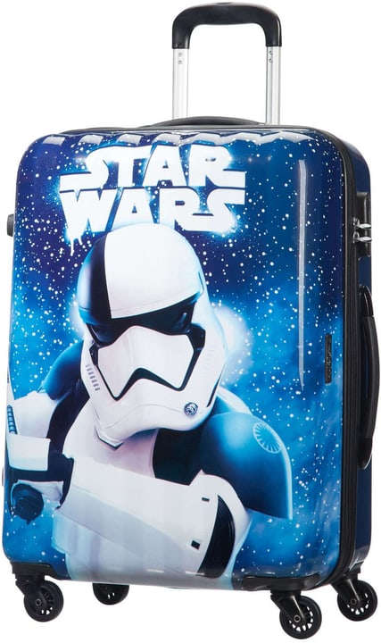 Spinner - Star Wars Stormtrooper - 65 cm Box American Tourister 785300131401 N. figura 1