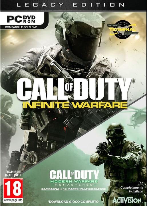 PC - Call of Duty: Infinite Warfare - Legacy Edition Box 785300121590 Photo no. 1
